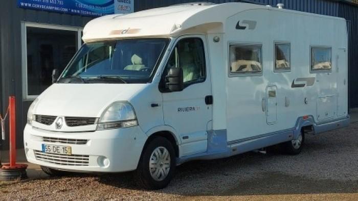 Caravans International Riviera 95 P